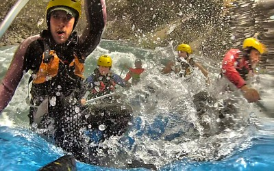 Why everyone should try rafting?
