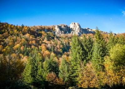 Zelengora - Sutjeska, BIH - October 2015.