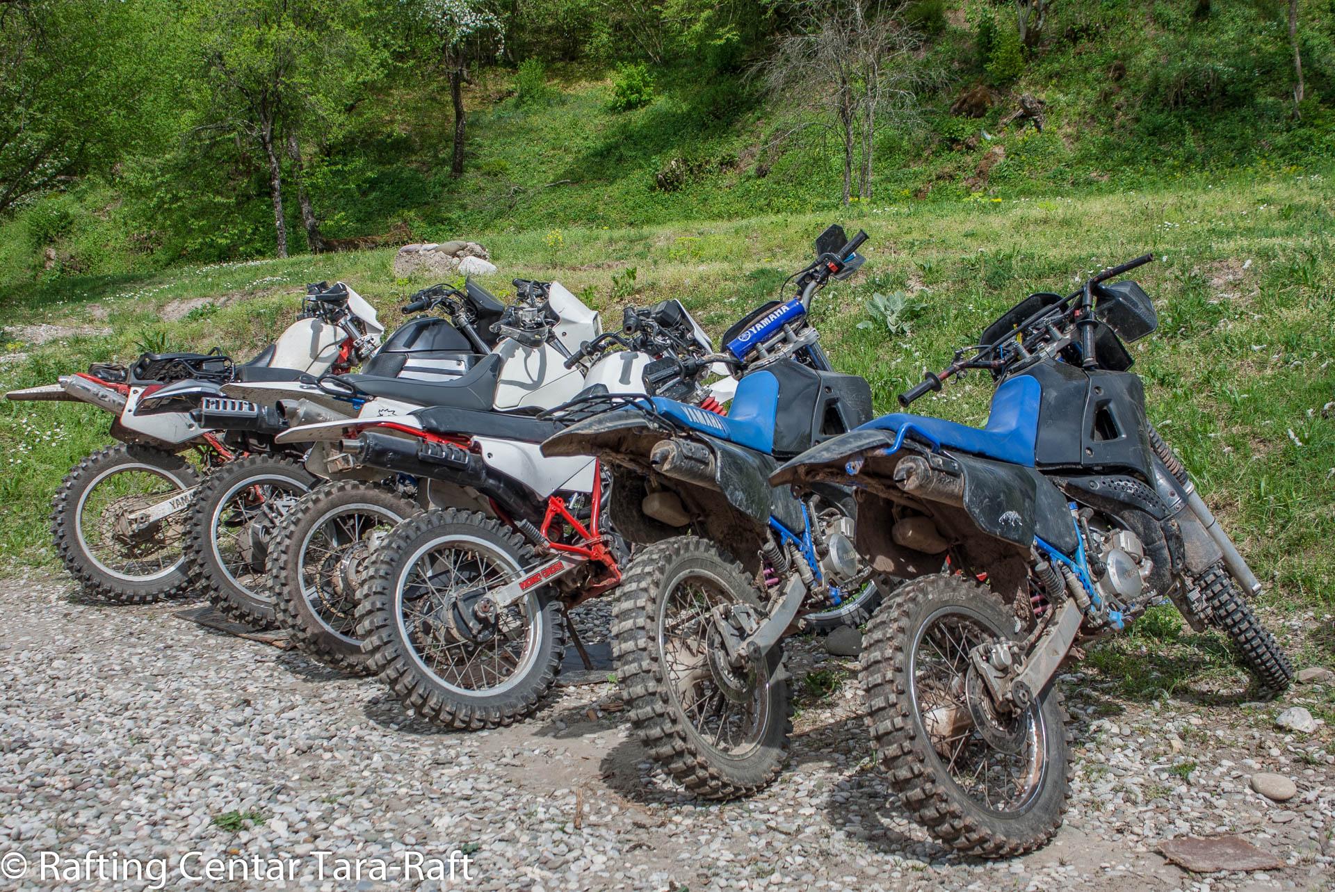 MOTORBIKE ENDURO FREE RIDE